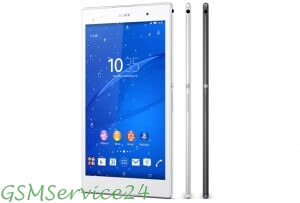 Sony Xperia Tablet Z3 Compact — GSMService24